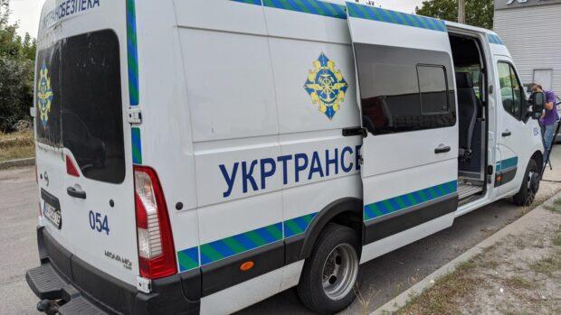 В Харьковской области начал работать первый передвижной весовой комплекс, который будет проверять большегрузный транспорт