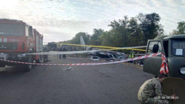 На месте крушения АН-26 нашли тела всех погибших