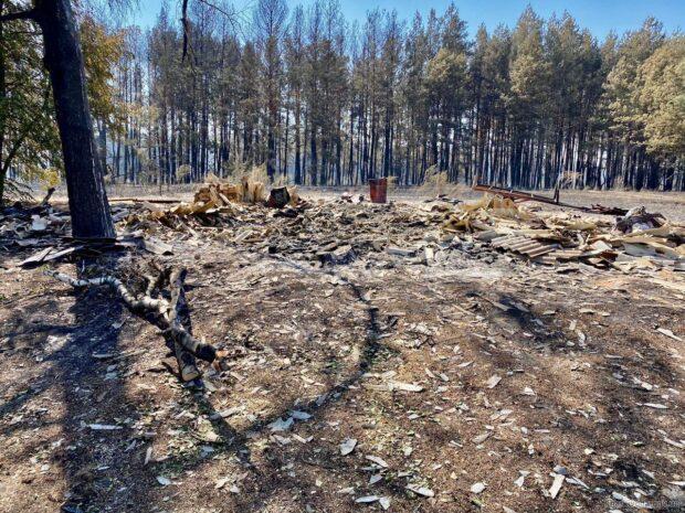 Решение о возмещении убытков пострадавшим от пожара в Двуречанском районе будет принимать специальная комиссия - Кучер