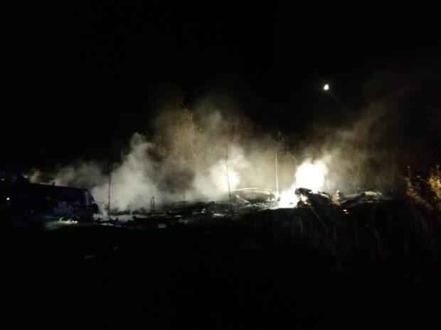 Один из выживших курсантов в результате катастрофы АН-26 умер в больнице