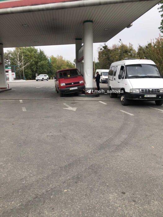 В Харькове водитель умер за рулем