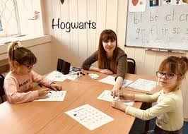 Hogwarts Language School