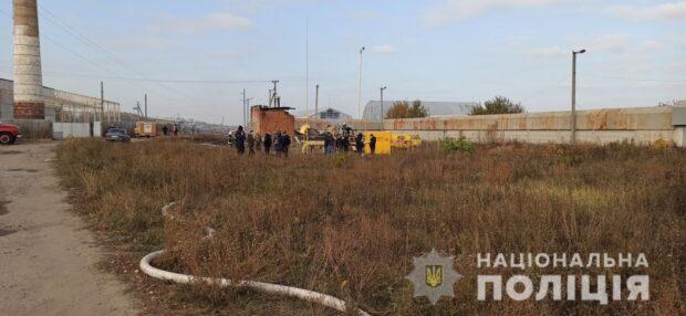 Взрыв под Харьковом: погибло два человека, девять травмированных