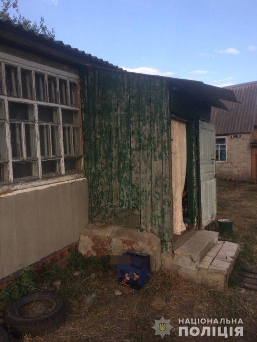 Под Харьковом 13-летняя девочка ограбила дом женщины