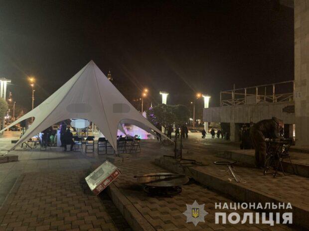 Нападение на агитаторов Кучера: полиция открыла уголовное дело