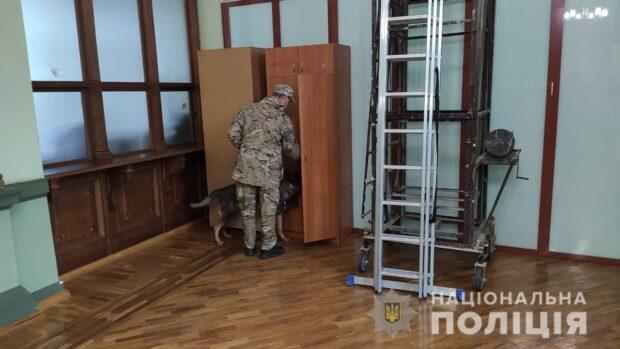 В двух судах Харькова искали бомбу