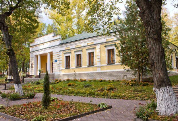 Усадьба Ковалевских