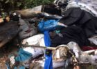 В центре Харькова горело швейное предприятие