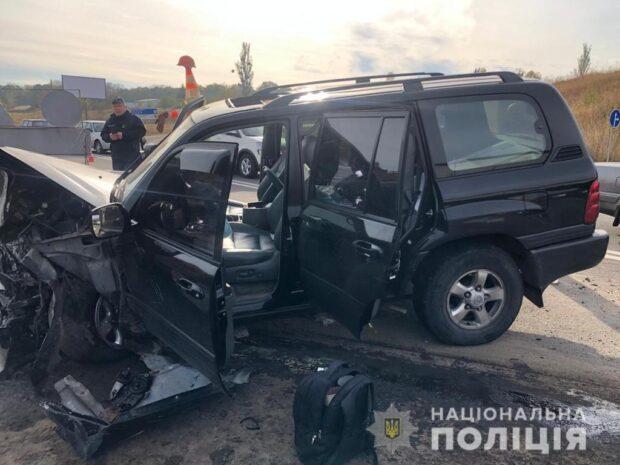 Смертельная авария в Харькове: водитель, который был пьяным, задержан