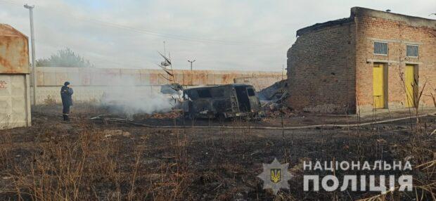 Взрыв под Харьковом: полиция открыла уголовное дело