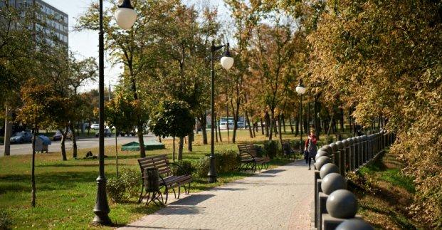 В выходные в Харькове - до 17 градусов тепла
