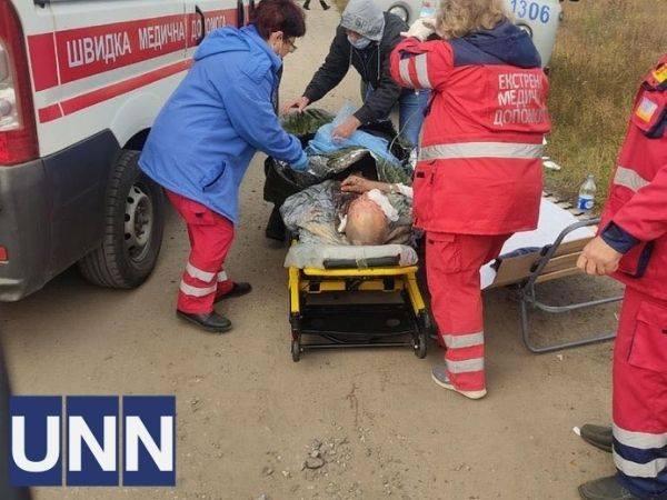 Под Харьковом на газоперерабатывающей станции произошел взрыв: есть пострадавшие