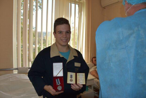Курсант, выживший в авиакатастрофе Ан-26 в Чугуеве, продолжит учебу в ХНУВС имени Кожедуба