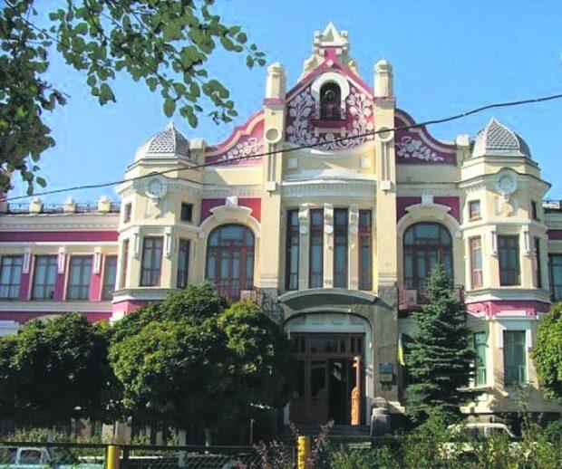 Дом культуры, Красноград