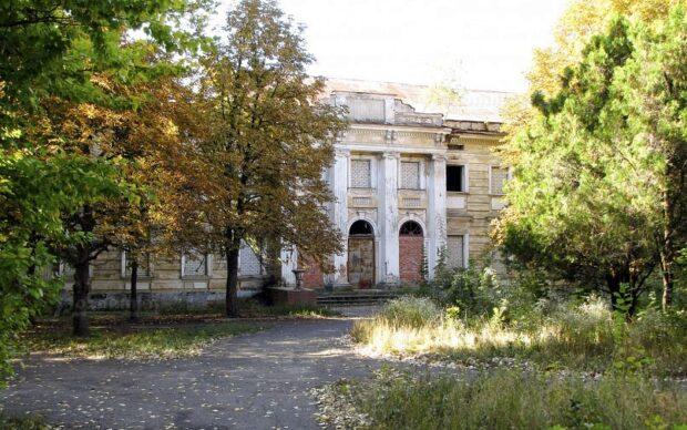 Усадьба Шидловских
