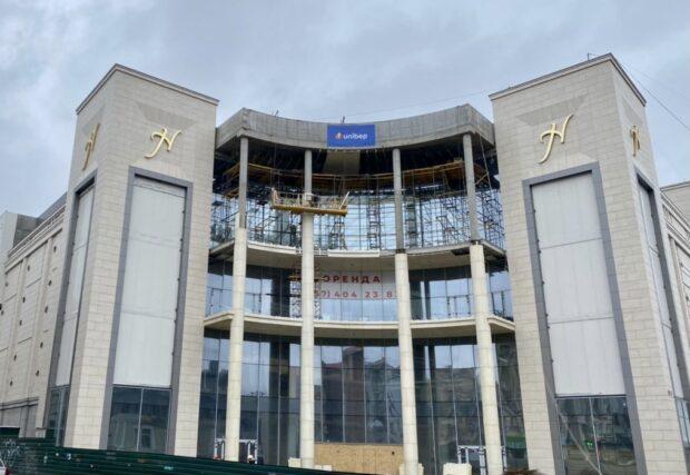 """Стала известна сумма, которую потратили на строительство ТРЦ """"Nikolsky"""""""