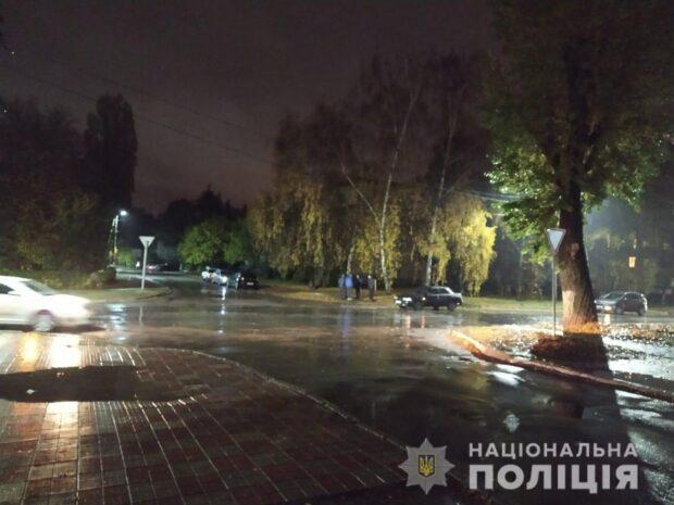 Под Харьковом на пешеходном переходе сбили женщину
