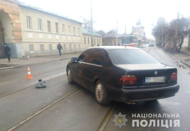 В Харькове на пешеходном переходе насмерть сбили женщину