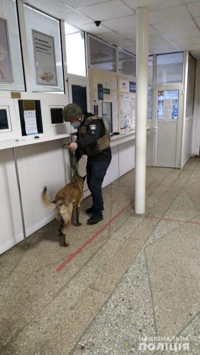 В административном здании в Харькове искали бомбу