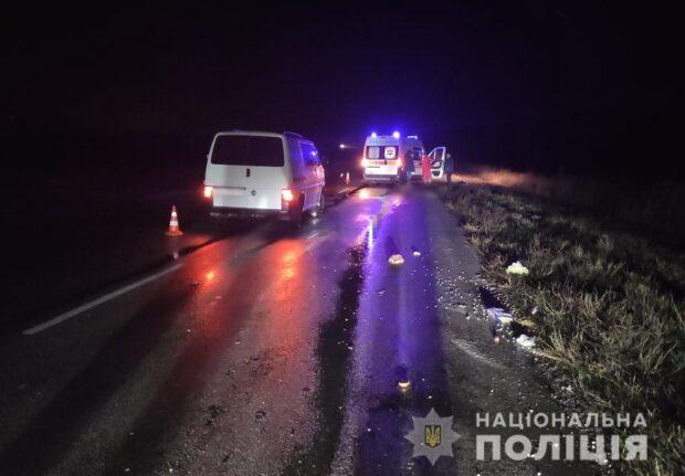 В Харьковской области на дороге на смерть сбили велосипедиста