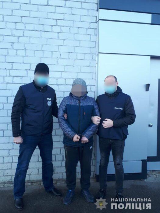 В Харькове задержали гражданина Грузии, которого разыскивал Интерпол