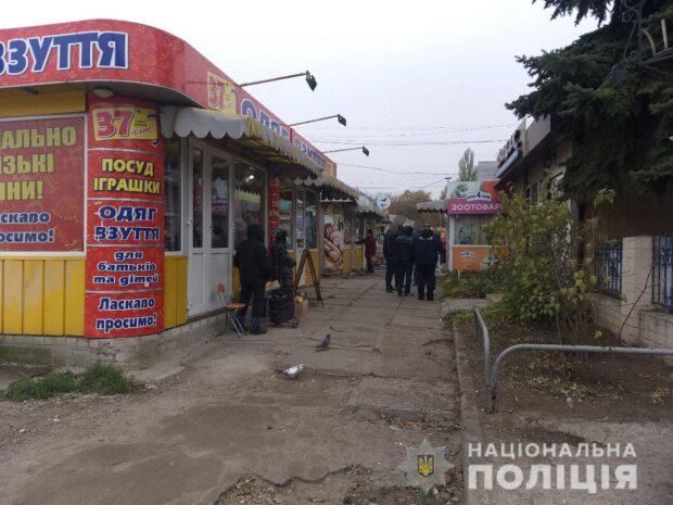 В Харькове после конфликта у магазина мужчину доставили в больницу и прооперировали