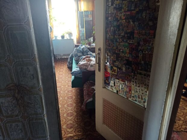 Под Харьковом спасатели помогли медикам спасти 83-летнего дедушку