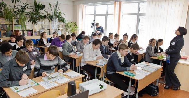 В харьковских школах возобновляются обычные занятия