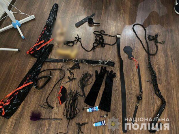 В Харькове прикрыли бордель, который работал под видом массажного кабинета