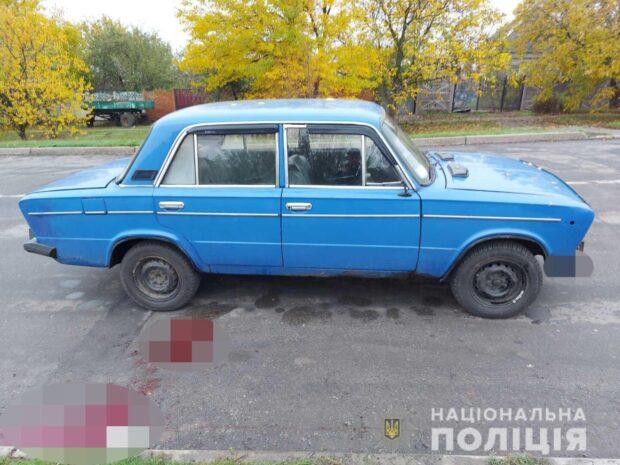 Под Харьковом мужчина позвонил в полицию и сообщил, что сбил женщину