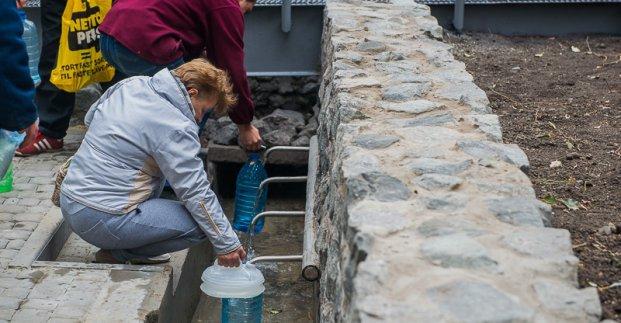 В Харькове назвали источники с хорошей водой