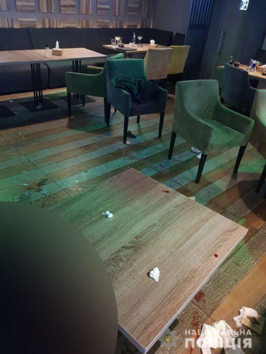 Суд арестовал злоумышленника, который убил мужчину в харьковском ресторане