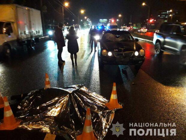 В результате аварии в Харькове мужчине оторвало голову (видео)