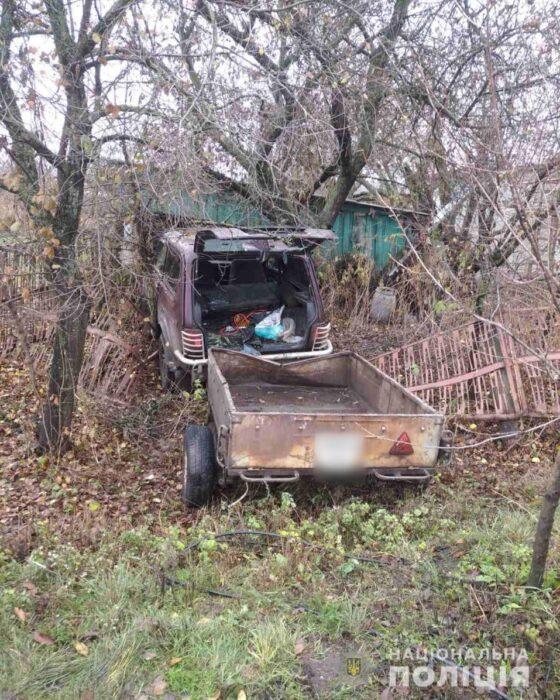 Под Харьков подросток за сутки угнал три автомобиля и трижды попал в ДТП