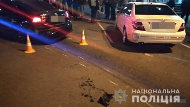 Следователи сообщили о подозрении водителю, который сбил четырех пешеходов в центре Харькова