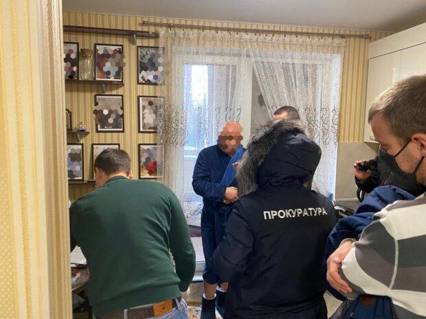 В Харькове на взятке поймали начальника оперативного отдела ГУ ГФС