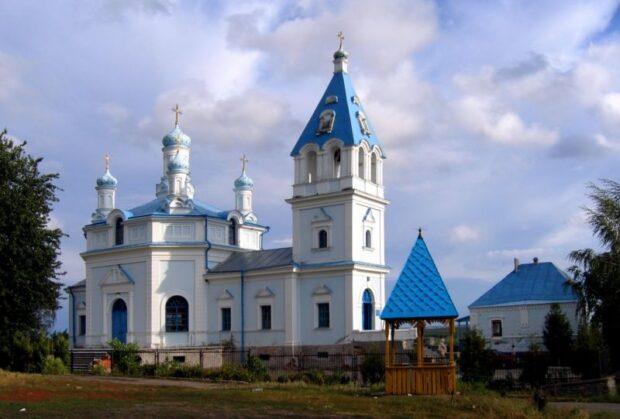 Храм в Кочетке