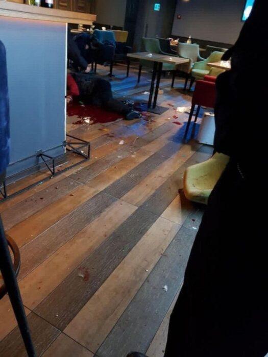 В Харькове охранник нардепа открыл стрельбу в ресторане: мужчину забили до смерти