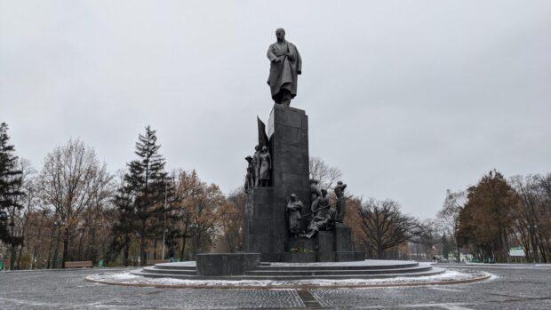 На Харьковщине отмечают День Достоинства и Свободы