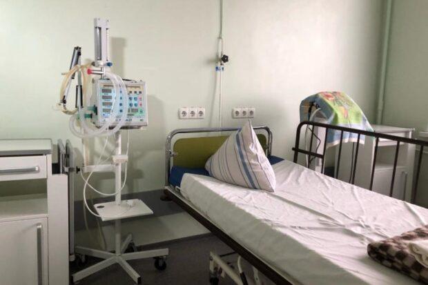 В Харьковской области для больных COVID-19 сейчас есть 600 свободных коек
