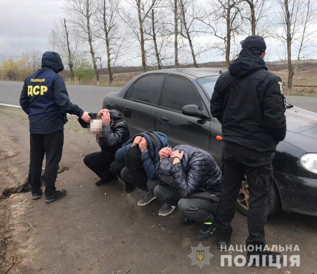 """В Харьковской области задержали группу """"квартирников"""""""