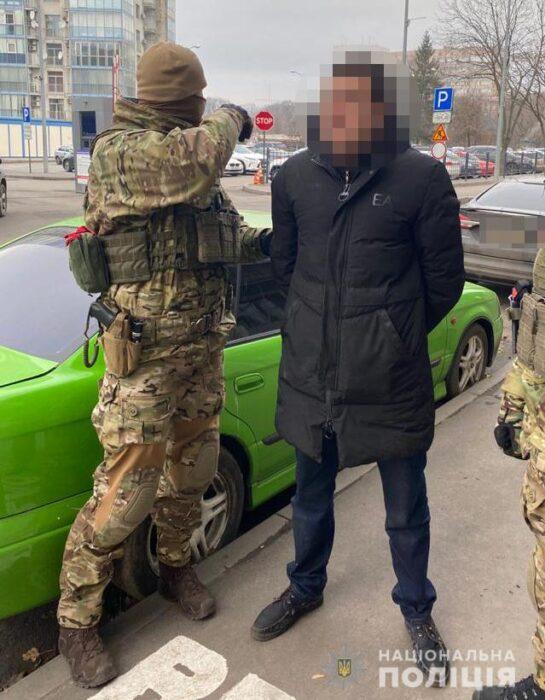 В Харькове разоблачили преступников, которые пытались отобрать у мужчины квартиру