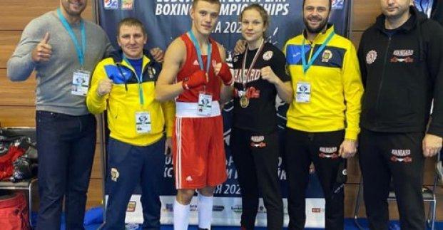 Харьковские боксеры стали чемпионами Европы среди юниоров