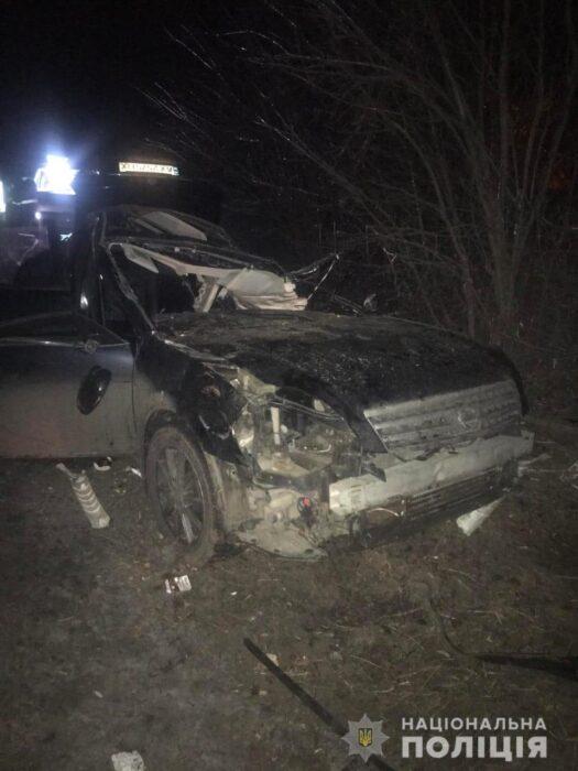 В полиции рассказали подробности смертельной аварии в Новобаварском районе Харькова
