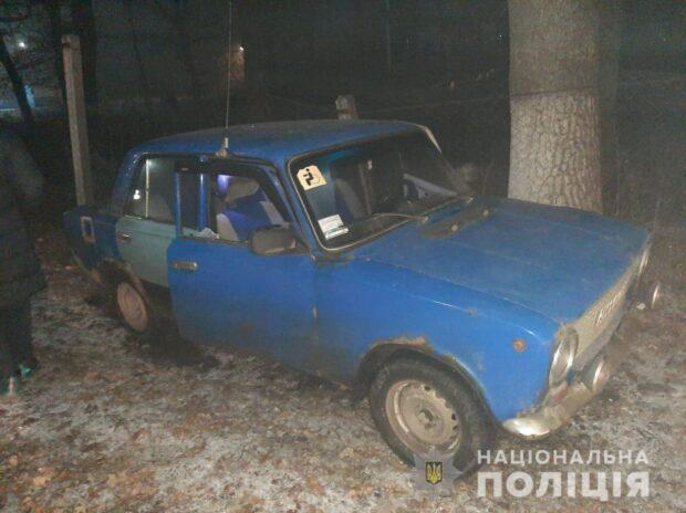 В Харькове парень с помощью отвертки и складного ножа угнал автомобиль