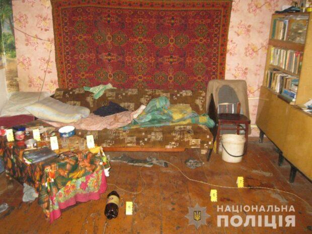 В Харьковской области во время ссоры мужчина до смерти избил собутыльника