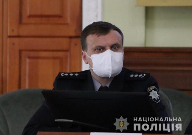 Руководство МВД и Нацполиции представило нового главу полиции Харьковской области