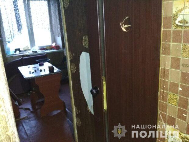Под Харьковом мужчина насмерть забил отца