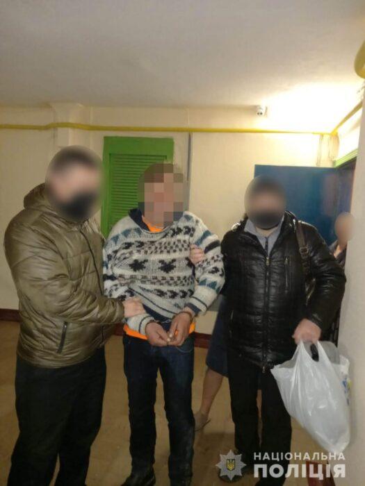 В Харьковской области задержали особо опасного рецидивиста, который скрывался от следствия три года