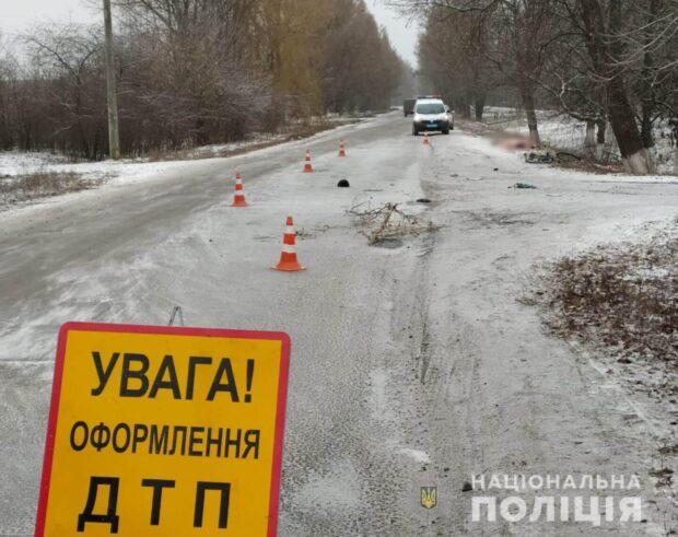 В Харьковской области пьяный водитель насмерть сбил пешехода